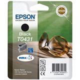 Epson Tinte C13T043140 schwarz