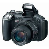 "Canon PowerShot S5 IS 8MPix 12fach opt. Zoom SD 2,5"" anthrazit"