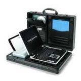 "Dicota Notebook Koffer DataDesk 460 15.4"" (39,12cm) schwarz"