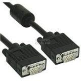 (€3,48*/1m) 2.00m InLine S-VGA Anschlusskabel doppelt geschirmt