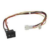 InLine Ein/Aus Schalter für 3-Pin Molex (33328-Z)