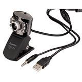 Hama Metal Pro Webcam USB