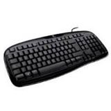 Logitech 200 Classic Tastatur Schwarz Deutsch USB