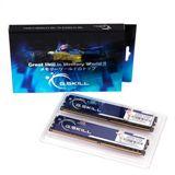 2x1024MB G.Skill F2 Serie DDR2-1066MHz CL5 Kit