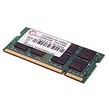 1GB G.Skill SA Series DDR2-667 SO-DIMM CL4 Single