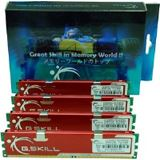 4GB G.Skill Value DDR2-800 DIMM CL5 Quad Kit