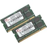 4GB G.Skill SA Series DDR2-667 SO-DIMM CL5 Dual Kit