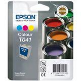 Epson Tinte C13T04104010 cyan/magenta/gelb