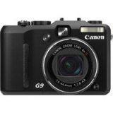 "Canon PowerShot G9 12MPix 6x opt Zoom 3"" LCD schwarz"