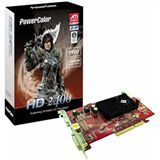 256MB Powercolor Radeon HD 2400 Pro DDR2 AGP BULK