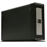 "D-Link Gigabit Storage DNS-313 NAS System 3,5"" SATA II HDD"
