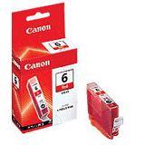 Canon Tinte BCI-6R 8891A002 rot