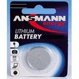 ANSMANN CR2025 Alkaline Knopfzellen Batterie 3.0 V 1er Pack