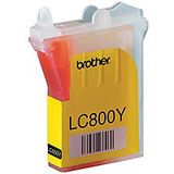 Brother Tinte LC800Y gelb