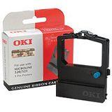 OKI 09002315 Farbband schwarz