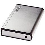 "3.5""(8,89cm) Revoltec Alu Book IDE USB 2.0 Silber"
