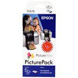 Epson Fotopapier T5570BH C13T557040BH farbig