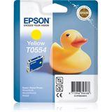 Epson Tinte T0554 C13T055440 gelb