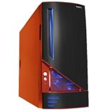ATX NZXT HU001 gedämmt Midi Tower o.NT Orange