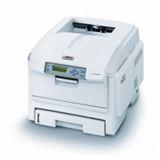 OKI C5650n Laser Farb Drucker 1200x600dpi LAN/USB2.0