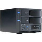 "Fantec MR-35DUS2 3.5"" (8,89cm) eSATA/USB 2.0 schwarz"