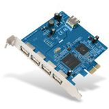Belkin 5xUSB PCIe