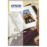 Epson Premium Fotopapier 10x15 cm (40 Blatt)