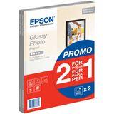 Epson S042179 Glossy Photo Paper Fotopapier 29.7x21 cm (40 Blatt)