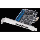 Ultron USPe-300 5 Port PCIe x1 Low Profile bulk