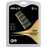 1GB PNY Optima DDR-333 SO-DIMM CL2.5 Single