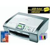 Brother DCP-357C A4 6000 dpi color Tinte MF