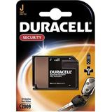Duracell J 4LR61 Alkaline Flachbatterie 6.0 V 1er Pack