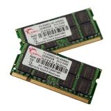 4GB G.Skill SQ Series DDR2-667 SO-DIMM CL4 Dual Kit