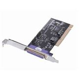 Ultron UIP-100 3 Port PCI zweites Slotblech retail