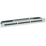 "Equip Patchpanel 19"" 1HE 24port Cat.5e sc"
