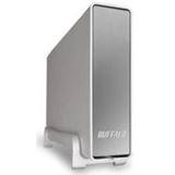 "500GB Buffalo DriveStation Combo 4 3.5"" (8.89cm) Silber USB"
