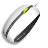 CHERRY M-T1000 Junior Corded Optical Mobile Mouse USB weiß/grau