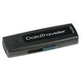 16GB Kingston DataTraveler 100 Schwarz USB 2.0 Stick