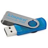 2GB Kingston Datatraveler Blau USB 2.0 Stick