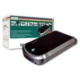 "3,5"" (8,89cm) Digitus DA-70520 SATA USB/LAN Schwarz"