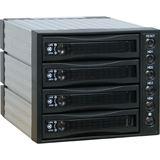 Sunnytek Wechselrahmen ST/JJ-3141 4in3 SATA3 und SAS