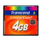 4 GB Transcend Compact Flash TypI 133x Retail