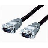 (€1,10*/1m) 20.00m Equip VGA Anschlusskabel doppelt geschirmt