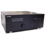 Zalman HD 160 Plus Alu Desktop ohne Netzteil schwarz