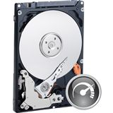 """250GB WD Scorpio Black WD2500BJKT 7200U/m 16MB 2,5"""" (6,4cm) SATA"""