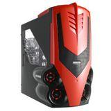 ATX Aerocool Professional Series Syclone Midi Tower o.NT Rot
