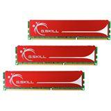 6GB G.Skill NQ Series DDR3-1600 DIMM CL9 Tri Kit