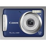 Canon Powershot A480 Blue 10MP