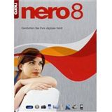 Nero Nero 8 32/64 Bit Multilingual Brennprogramm Vollversion PC (DVD)