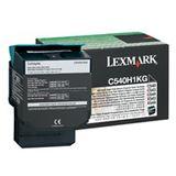 Lexmark Toner 0C540H1KG Schwarz
